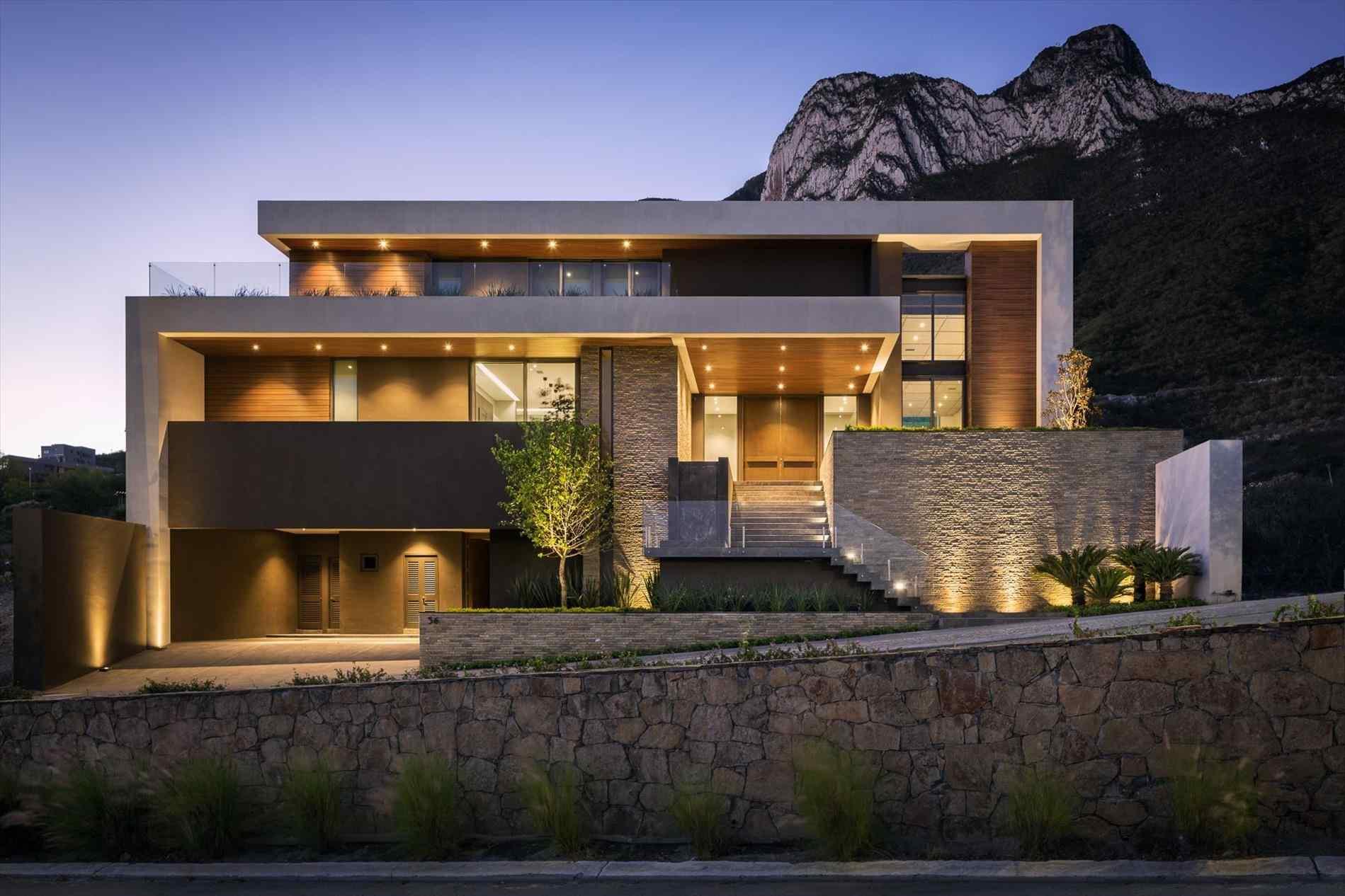 Modern Luxury House Plans Designs Home Plans Blueprints 95686