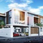 Modern Luxury Villa Exterior Design