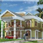 Modern Luxury Villa Kerala Home Design