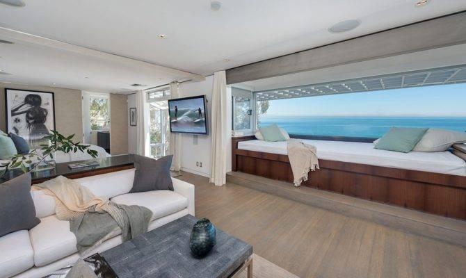 Modern Malibu Beach House Rooms