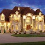 Modern Mansion Dream Pinterest