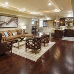 Modern Marvel Traditional Basement New York