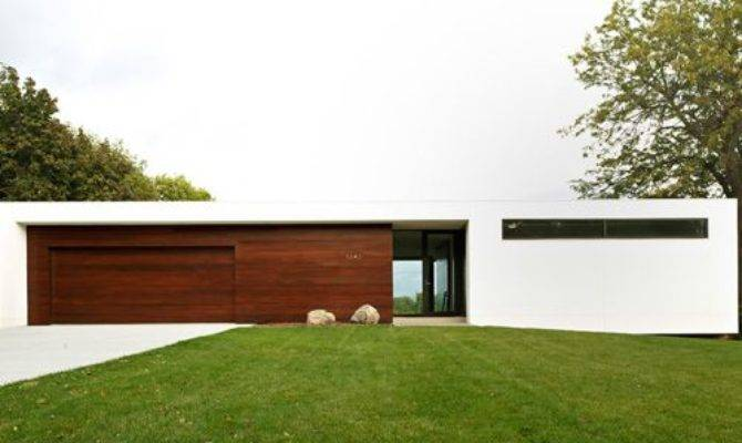 Modern Minimalist House Design Houzz