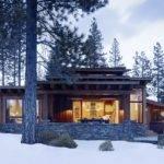 Modern Mountain Cabin Contemporary Comfort Beautiful Interiors
