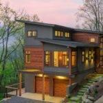 Modern Mountain Home House Plans Pinterest