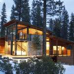 Modern Mountain Home Pinterest Exterior