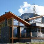 Modern Mountain Homes Plans Also