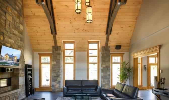 Modern Mountain Homes Take Away