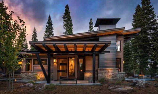 Modern Mountain Retreat Ideal Place Unwind