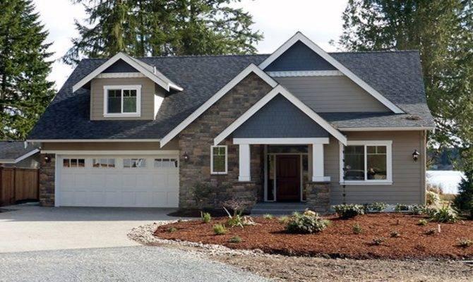 Modern Narrow Lot Home Plans Lake Cottage House