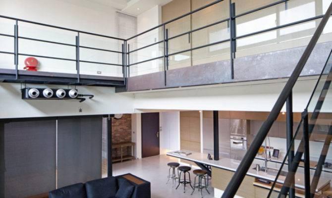 Modern Open Idea Penthouse Taiwan Lai Residence