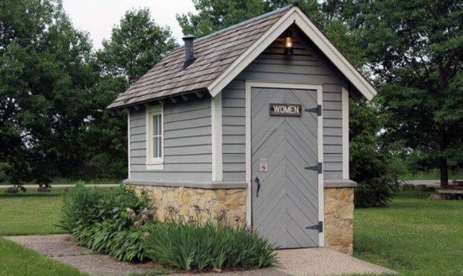 Modern Outhouse Plans Bing
