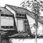 Modern Passive Solar Ranch House Plans Home Design
