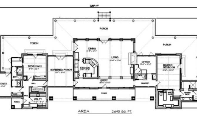 Modern Ranch Home Plans Decor Ideasdecor Ideas