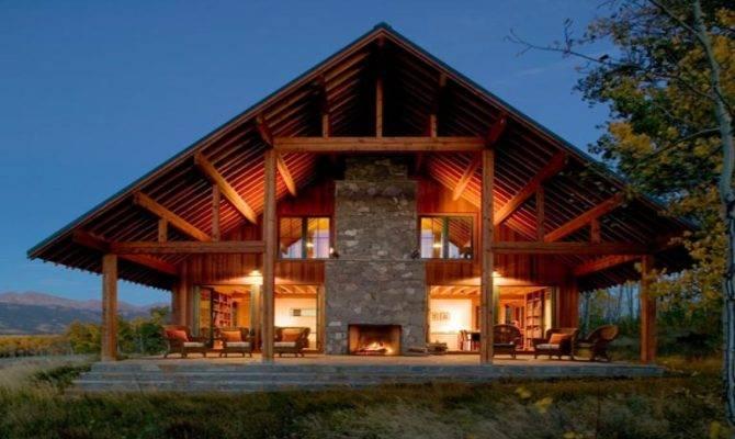 Modern Ranch House Colorado Designs