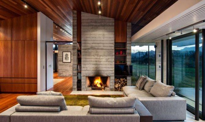 Modern Ranch Style Home Land Loving Layout Materials