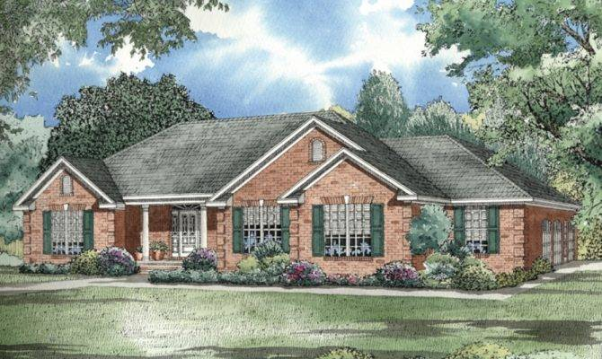 13 House Plans For Ranch Style Homes Is Mix Of Brilliant Thought Home Plans Blueprints