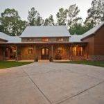 Modern Ranch Style House Plans Shaped Contemporary