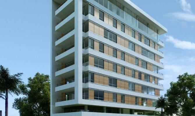 Modern Residential Building Art Science