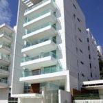 Modern Residential Building Design Bookmark