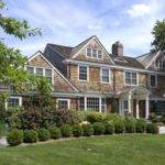 Modern Shingle Style Architecture Home Design Ideas