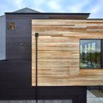 Modern Siding Clear Cedar