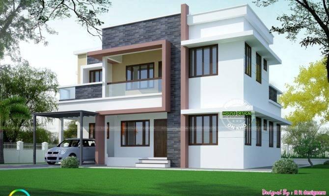 Modern Simple House Pics