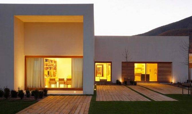 Awesome Single Storey Contemporary House Designs 14 Pictures Home Plans Blueprints