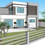 Modern Storey House Designs