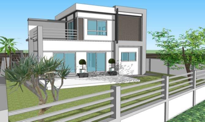 Modern Storey House Designs