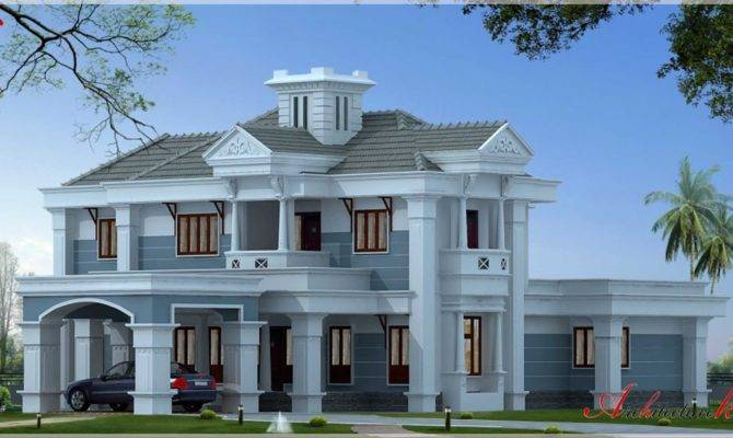 Modern Style House Design Home Have Four Bedroom