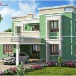 Modern Style House Design Home Have Three Bedroom
