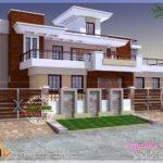 Modern Style India House Plan Interior Design Floor Plans