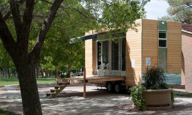 Modern Styled Tiny House Swoon