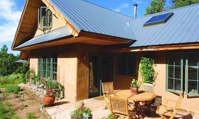 Modern Sustainable House Design Ideas Econest Southwest