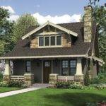 Modern Take Classic Craftsman House Plan Home