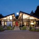 Modern Timber Framed Minimalist Bungalow House Idesignarch