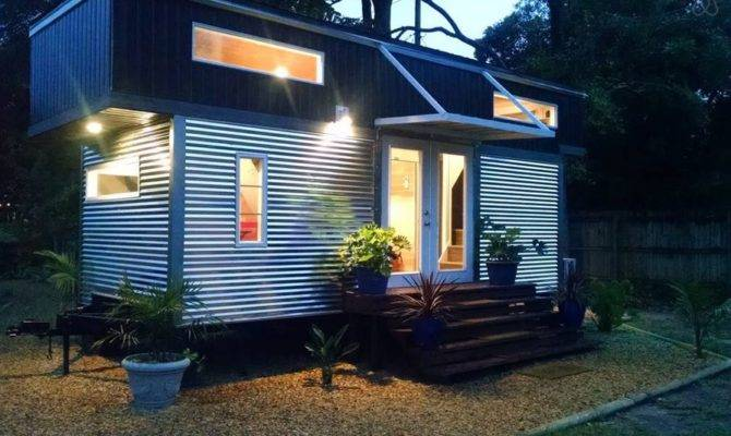 Modern Tiny House Wheels Orlando