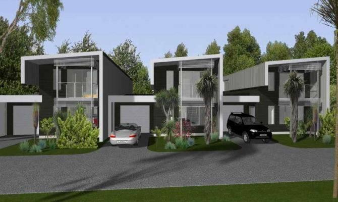 Modern Townhouse Design Vissbiz