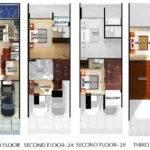 Modern Townhouse Floor Plans Story Lrg