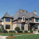 Modern Tudor House Style Plans Dream Home Source