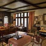 Modern Tudor Interior Design Belle Maison
