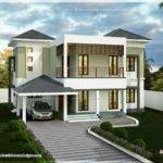 Modern Two Storied House Exterior Indian Plans