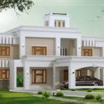 Modern Unique House Architecture Indian Home Decor