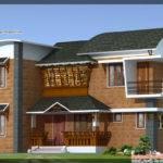 Modern Villa Architecture Home Appliance