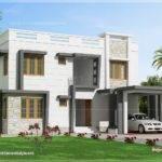 Modern Villa Design Interior Decor Kerala House Decorions