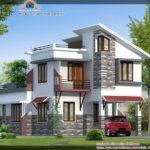 Modern Villa Elevation Kerala Home Design Floor