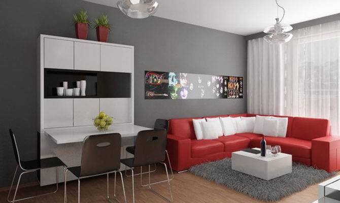 Modern Villa Plan Apartment Plans Furniture