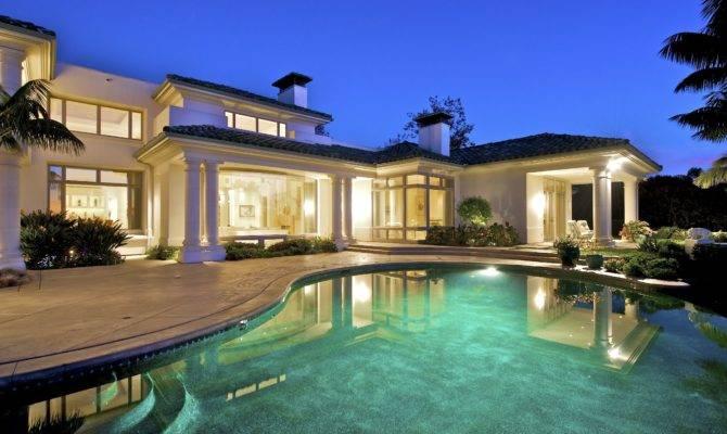 Modern White Nuance Beautiful Homes Pools
