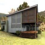 Modern Wood House Best Olpos Design